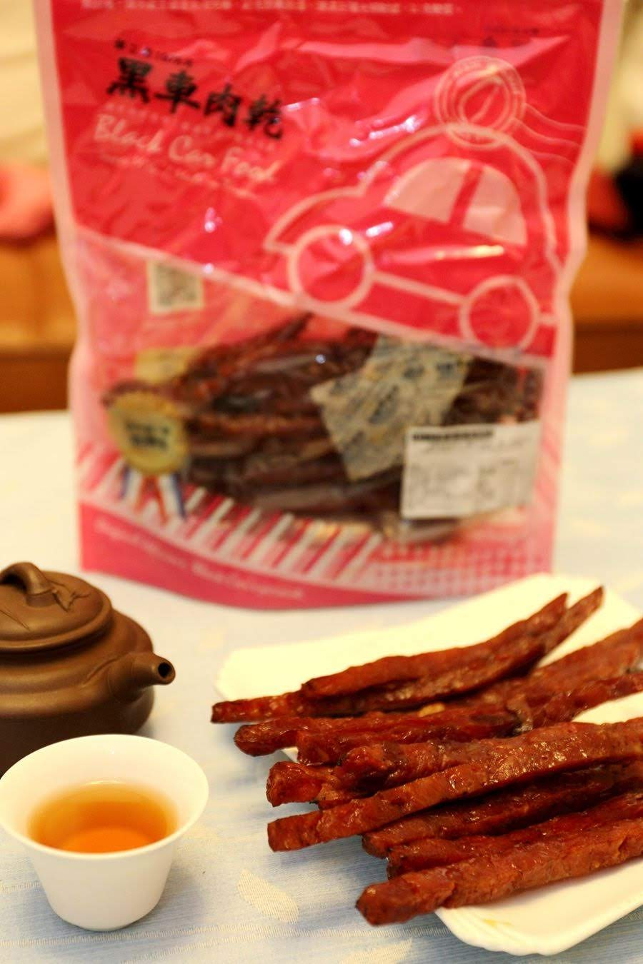 台北伴手禮-薯條肉乾