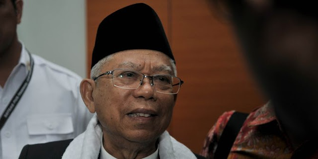 Ma'ruf Amin: PA 212 tidak jelas tujuannya, malah jadi kegiatan politik