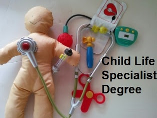 Child life specialists degree