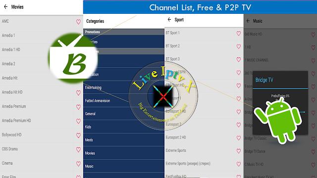Bive TV - P2P TV APK