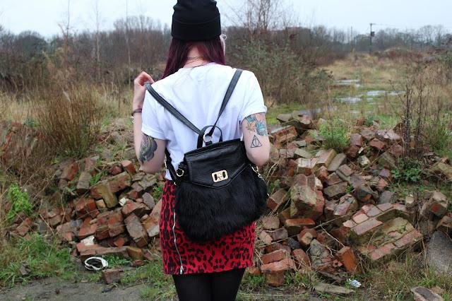 LYDC Backpack