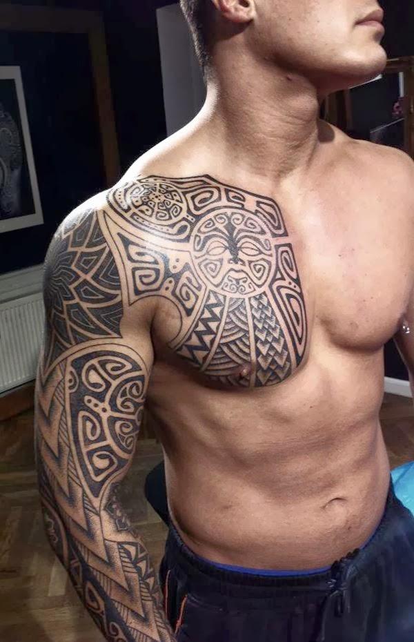 Tattoo Arm: New Hairstyle 2014: Full Sleeve Tattoo Ideas / Full Arm