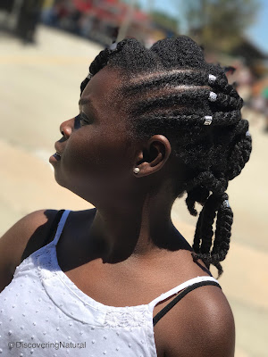 Should You Oil Your Child's Scalp? Natural Hair | African Naturalistas