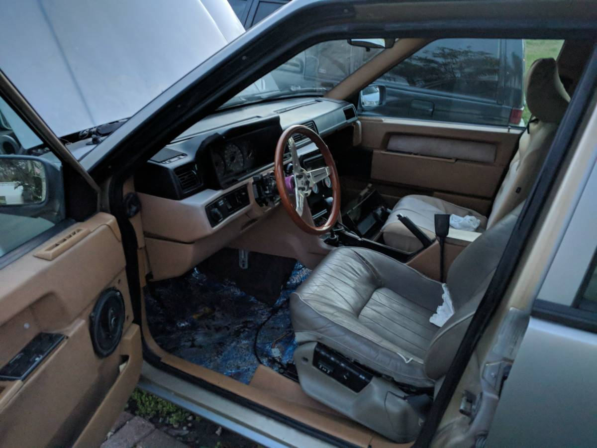 Daily Turismo: LS1 6-Speed Monster: 1991 Volvo 940 Wagon