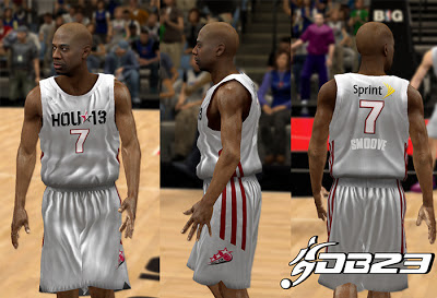 NBA 2K13 Celeb Team 2013 Official Jersey Patch