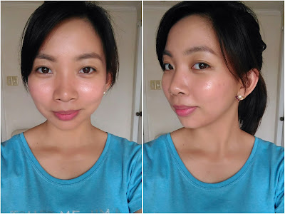 Ponds Flawless White BB Cream Review Swatch