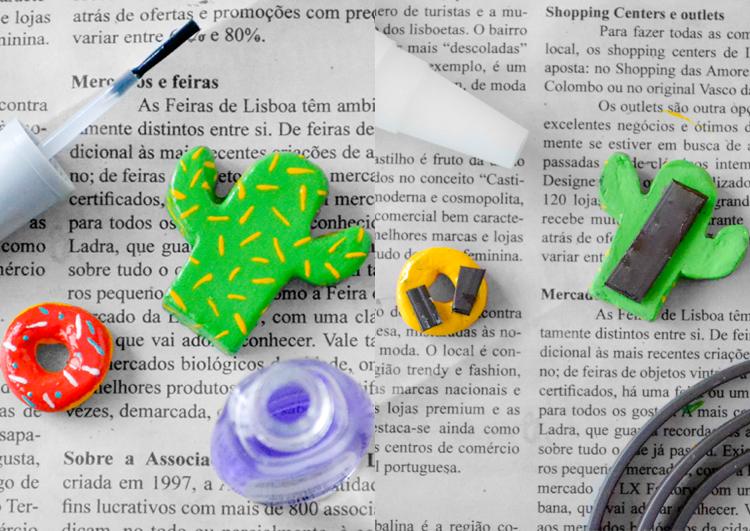 como deixar sua geladeira mais colorida: crie seus próprios ímãs! | espanta-papão