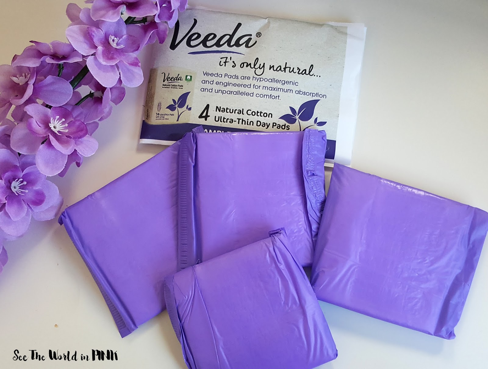 Selfcare Sunday - Veeda Natural Feminine Care Products