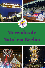 mercados de Natal em Berlim