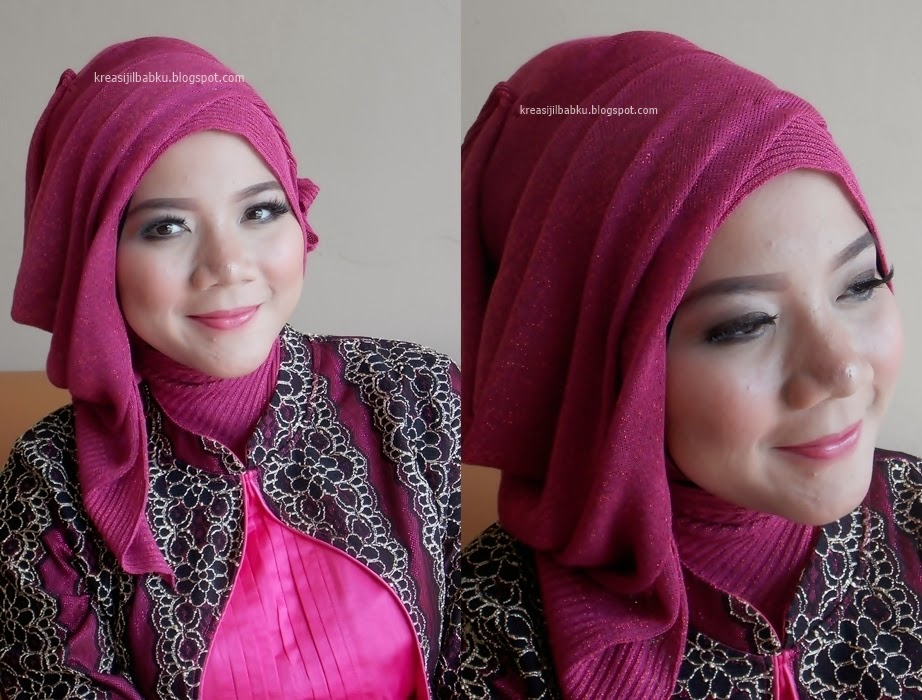 Make Up Natural Dan Hijab Stylist Jilbab Cantik Muslimah ...