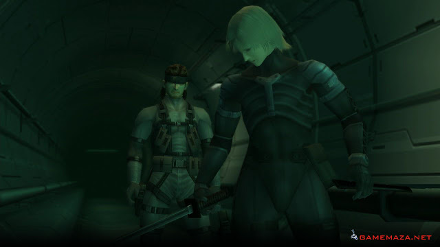 Metal Gear Solid 2 Substance Gameplay Screenshot 2