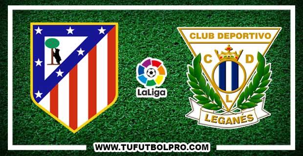 Ver Atlético Madrid vs Leganés EN VIVO Por Internet Hoy 4 de Febrero 2017