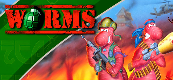 Worms Team17 1995