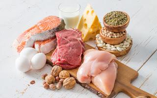 Proteína variada