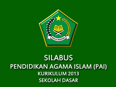 Download Silabus PAI SD Kurikulum 2013