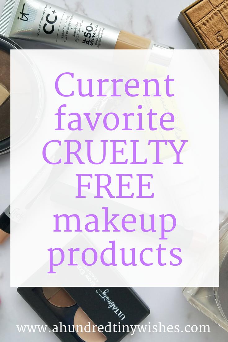 Cruelty Free makeup worth buying