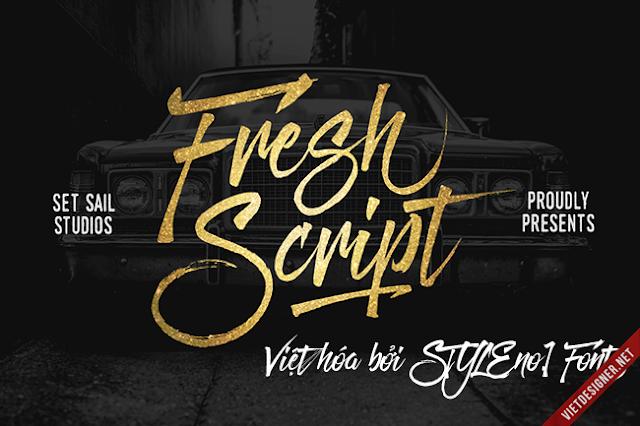 [Script] Fresh Script Việt hóa
