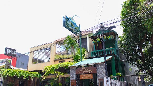 kampoeng djawa guest house