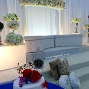 Majlis Resepsi Perkahwinan Di Ivory Event Hall, Rawang