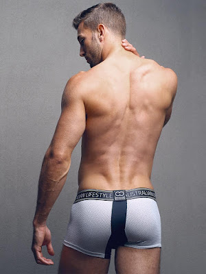 2Eros Pro Aktiv Trunk Underwear Titanium Back Gayrado Online Shop
