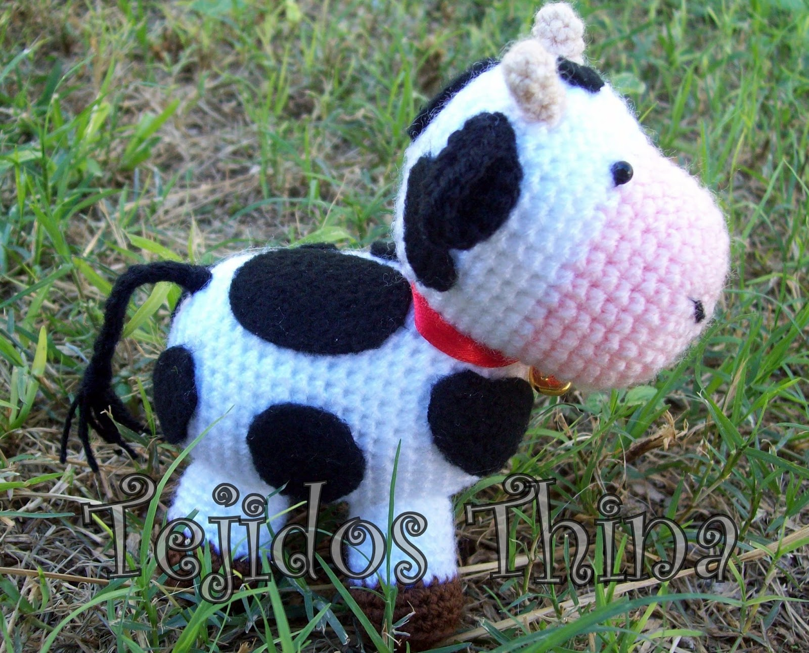 Ravelry: Cuddle and Play Cow Baby Blanket by Aneta Izabela (con ... | 1292x1600