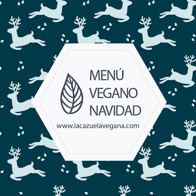 Menu vegano Navidad