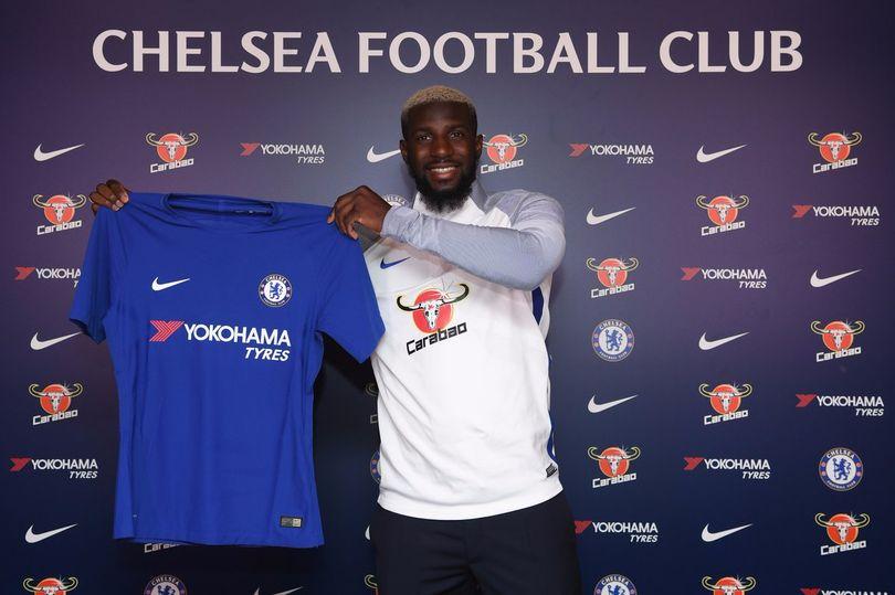 Chelsea sign Monaco star Tiemoue Bakayoko