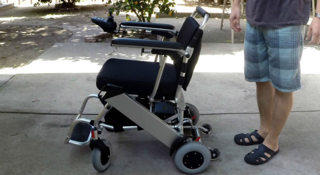 Facets That You Should Know While Buying Foldable Electric Wheelchair