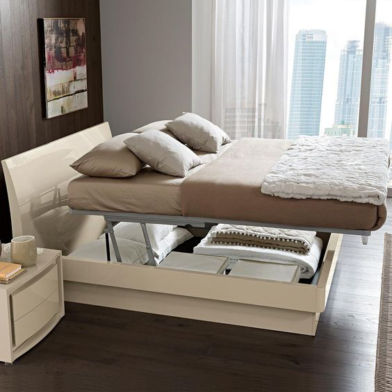 Small Space Bed Ideas: The Best 20 Bedroom Storage Ideas For Small Room Spaces