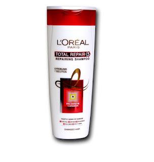 LOREAL PARIS TOTAL REPAIR 5 SHAMPOO 175 ml