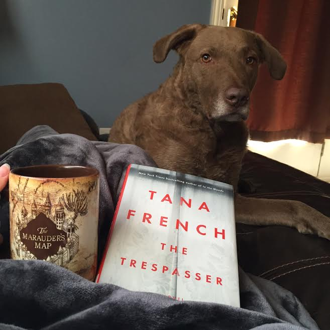 tana french the trespasser pdf