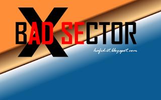 atasi hardisk bad sector