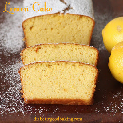 How Many Calories In A Slice Of Lemon Cake