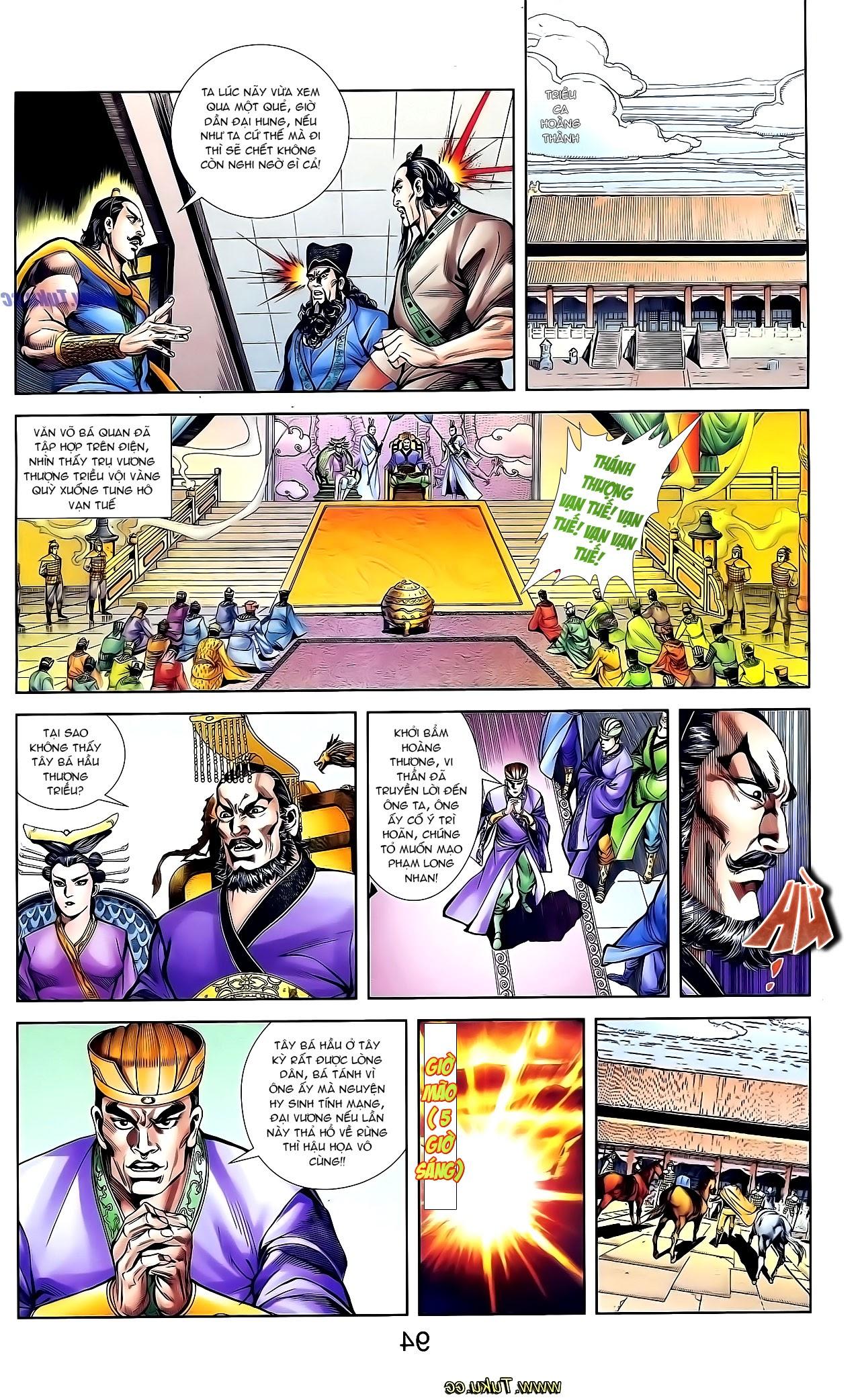 Cơ Phát Khai Chu Bản chapter 132 trang 9
