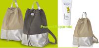 Logo Starbene in edicola con Shampoo L'Essenziale Biopoint + Zainetto