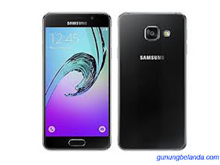 Cara Flashing Samsung Galaxy A3 2016 SM-A310M
