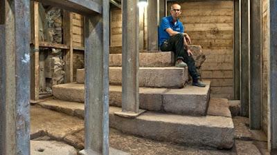 Arqueólogos encontraron el último escondite de la revuelta judía en Jerusalén