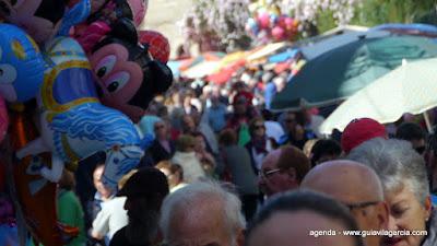 10:00-14:00/ 17:00-00:00 III FERIA MULTISECTORIAL 7-19ago'15 en Valentín Viqueira (mercado)