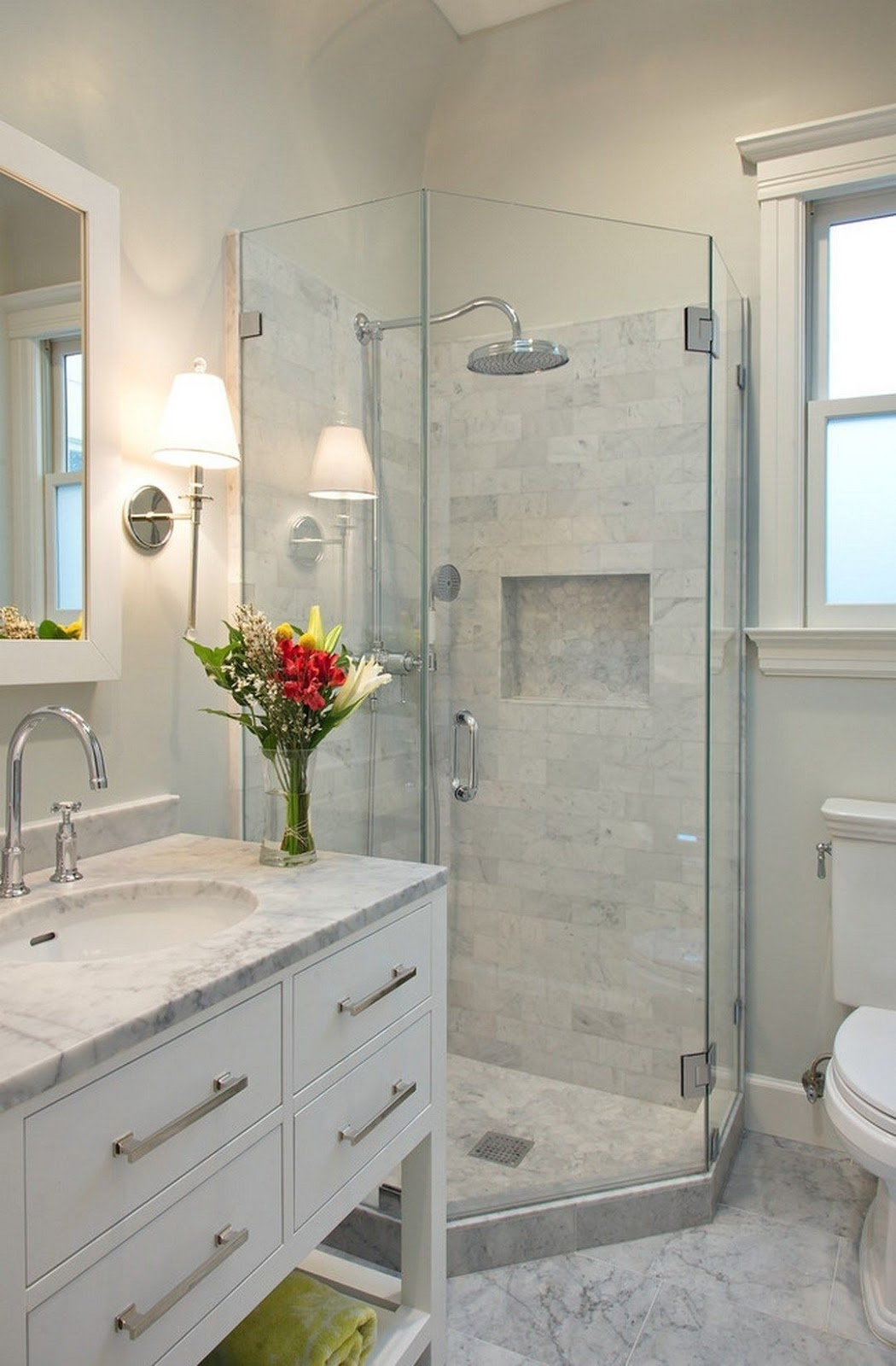 Affordable Guest Bathroom Makeover Ideas On A Budget