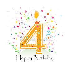 Czwarte urodziny bloga :)