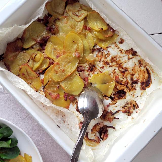 Bratkartoffeln vom Backblech | pastasciutta.de