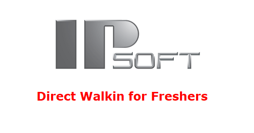 IPsoft Walkin for Freshers as Applications / Database Administrator on 7th August 2018 @ Bangalore