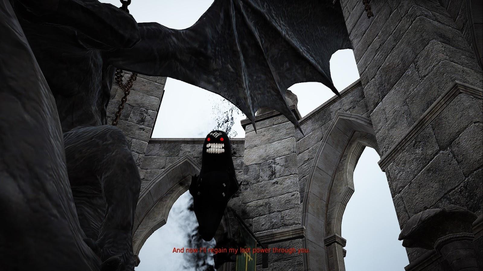 Inventory Full: Climbing Wizard's Altar : Black Desert