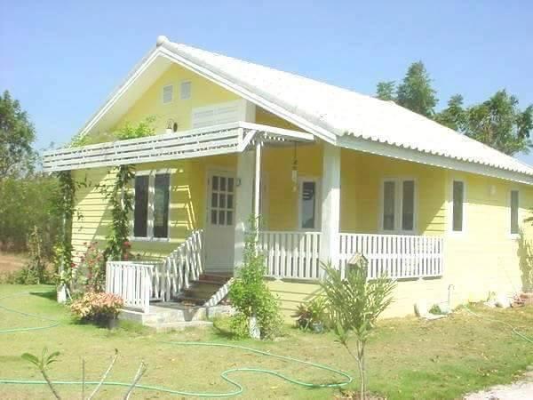 Mga bahay na nakaangat at proteksyon sa baha 30 elevated for Sample of bungalow houses the philippines