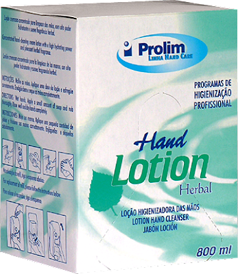 JABON HAND LOTION HERBAL