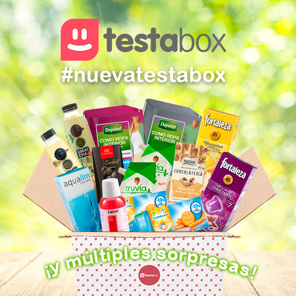 TestaBox Mayo 2017: #NuevaTestabox