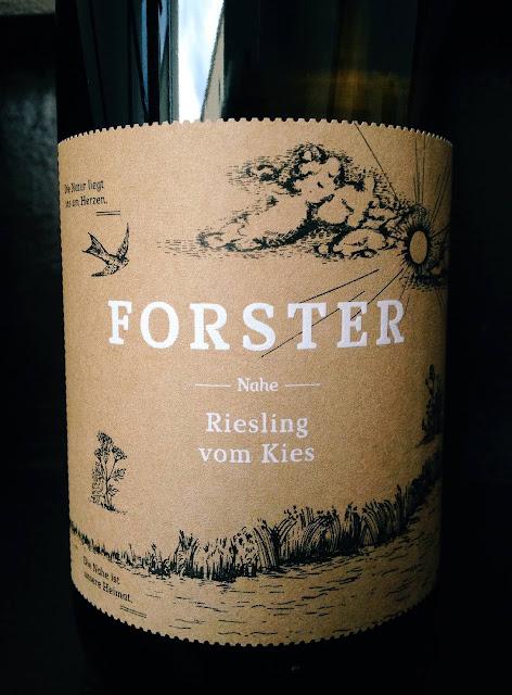 Riesling vom Kies Weingut Forster Nahe