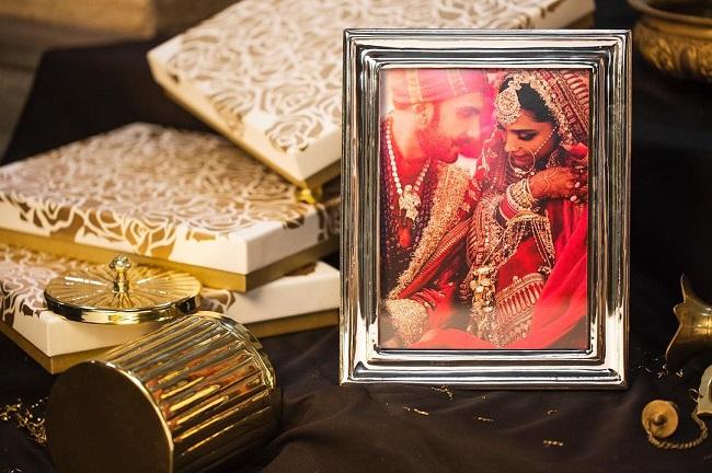 Pic Talk: Deepika Padukone and Ranvveer's Wedding Giveaway Gifts