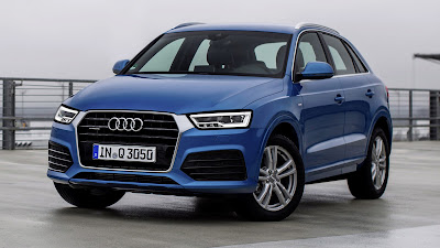 Audi Q3 SUV Hd Picture Collection