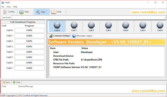Download All Versions of YGDP Tool Setup - RomShillzz